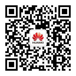 华为官方微信二维码