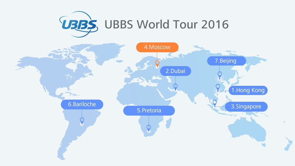 UBBS World Tour 2016