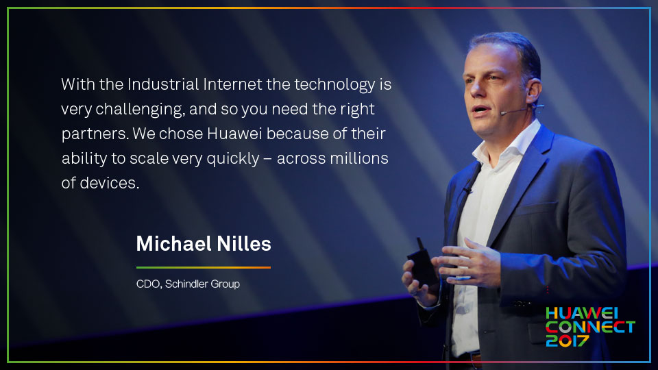 Points of view-HUAWEI CONNECT 2017